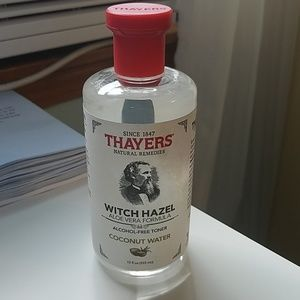 Brand new Thayers Coconut Water toner